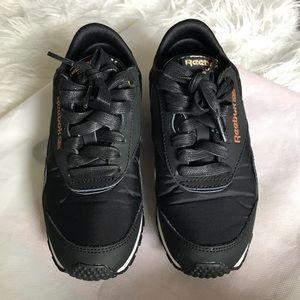 bfe646422c60 Reebok Shoes - Reebok Classic Nylon Slim Lace Up Sneakers